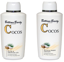 Bettina Barty Cocos Hand & Body Lotion+Shower Gel