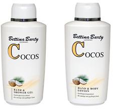Bettina Barty Cocos Bath & Showergel 500 Ml