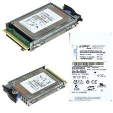 HDD IBM 39j3697 141.12gb 15K SCSI U320 8.9CM