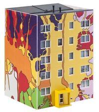 Faller, 130800, Design-Plattenbau, Wohnhaus, Haus, neu, OVP