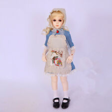 1/4 BJD Doll SD Doll Girl Craft Classic Rosa  -Free Face Make UP+Free Eyes
