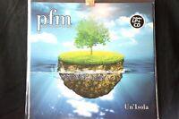 "PFM Premiata Forneria Marconi Un' Isola 12"" vinyl LP + CD"