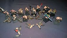 Warhammer 40K Imperial Guard cadian squad army lot (20) #6 conversions
