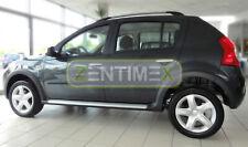 Schutzleisten für Dacia Sandero Stepway 1 2009-2012 Schrägheck Hatchback 5-tür1D