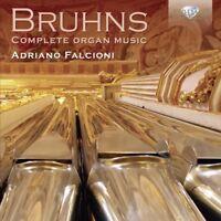 ADRIANO FALCIONI - COMPLETE ORGAN MUSIC  CD NEW+