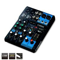 YAMAHA 6 channel mixing console Built-in digital effect MG06X from japan F/S