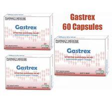 Gastrex 2mg 60 Capsules (Loperamide) Imodium Gastro Stop  **60 CAPSULES TOTAL**