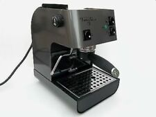 Starbucks Barista Saeco espresso machine fully refurbished Pewter gray SIN 006