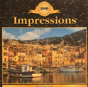 Puzzles: Impressions - Côte d'Azur, France