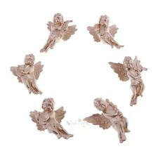 6 Kinds/Bag Angel Ornaments Wings Christmas Xmas Crafts Home Table Decoration