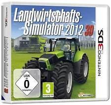 Nintendo 3DS Dual Screen Spiel  Landwirtschafts-Simulator 3D 2012 12 13 14 15 16
