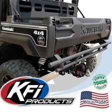 New KFI Kawasaki Mule PRO Double Tube Rear Bumper - Mule Pro FX/FXT/DX/DXT