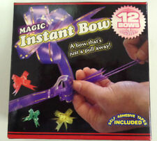 MAGIC INSTANT BOW-A BOW THAT'S JUST A PULL AWAY