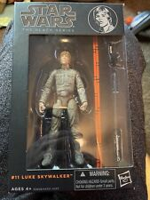 Hasbro Star Wars The Black Series Luke Skywalker 11 Action Figure