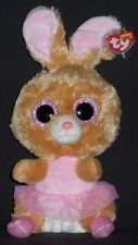 """TY BEANIE BOOS – TWINKLE TOES the 12"""" BUNNY - MINT with MINT TAGS"""
