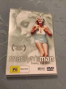 MARILYN MONROE DVD Marilyn's Man Finally The Truth