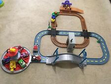 Paw Patrol Lot Railway Train /Launch N Roll Lookout Tower Tracks & Racers Robodo