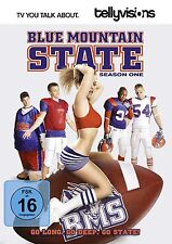 2 DVDs * BLUE MOUNTAIN STATE -  STAFFEL / SEASON  1  # NEU OVP ""