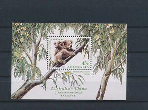 LO55774 Australia 1995 koala animals wildlife good sheet MNH