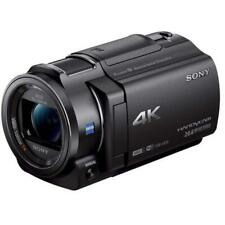 Sony Handycam Fdr-ax33 4k Ultra HD Camcorder - Black
