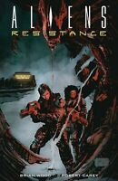 Aliens Resistance GN Brian Wood Isolation Amanda Ripley AVP TP New NM