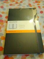 Moleskine Classic Notebook Hardcover Ruled Sapphire Blue Large (5 x 8.25)