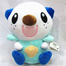 "10"" Cute Pokemon Oshawott Kids Toy Soft Plush Stuffed Doll Toy Birthday Gift New"