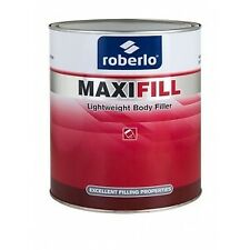 Body Shop Supplies Roberlo Maxifill Lightweight Body Filler 63254