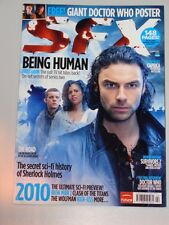 SFX #191 FEBRUARY 2010 UK US MAGAZINE BEING HUMAN IRON MAN 2 WOLFMAN KICK-ASS<