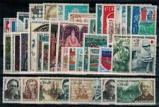 """timbres France n° 1468/1510 neufs** année 1966 complète """"MNH"""""""