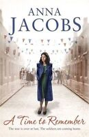 A Time to Remember by Anna Jacobs, New Book (Paperback)