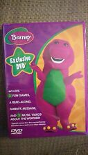 Barney (Exclusive DVD)