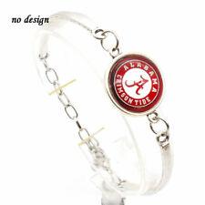 University of Alabama Crimson Tide Roll Logo Bracelet Round Free Tracking New
