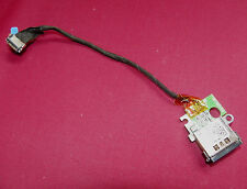 Dell Studio XPS 1640 1645 1647 eSATA Connector PCB Port & Cable 0M801G M801G