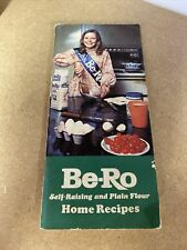 More details for vintage 1970s be-ro home recipes cookery recipe booklet baking cakes pie rare a1