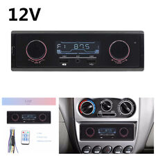 12V Car MP3 Player Bluetooth 2.0 FM Radio Tuner USB/AUX Input+Remote Controller