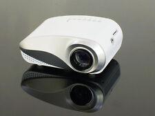 RD-802 Mini Digital Projector LED Video Projector 320x240 with USB HDMI GVA
