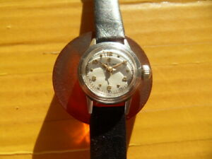 Vintage SWISS BREITLING 17 Jewels Manual Ladies Women's Watch,1951's
