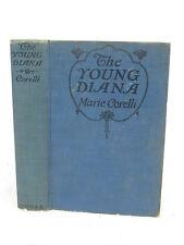 Marie Corelli  THE YOUNG DIANA  George H. Doran, New York  c. 1918
