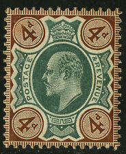Great Britain   1902-11   Scott # 133  MLH