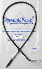 Pyramid Parts Clutch Cable fits: Kawasaki ZZR250 / EX250 90-94