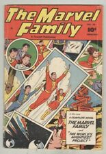 Marvel Family #56 February 1951 G