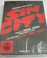 Sin City - 2 Blu-ray + Comic - NEU/OVP/Bruce Willis/Jessica Alba/Mickey Rourke