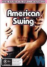 AMERICAN SWING DVD ADULT R 18+ R4 NEW+SEALED