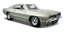 DODGE CHARGER RT 1969 1:24 Scale Diecast Car Model Die Cast Models