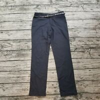 DKNY Women's Gray Business Pants Size 2