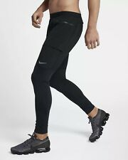 MENS NIKE FLEX UTILITY RUNNING DRI-FIT REFLECTIVE JOGGING PANTS 943642-010 XL