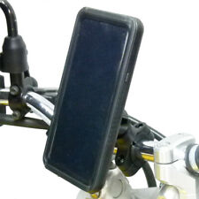 Motorcycle Handlebar Mount & TiGRA FITCLIC Neo DRY Case for iPhone 7 PLUS
