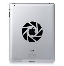 APERTURE SCIENCE LAB. Apple iPad Mac Macbook Sticker Vinyl decal. Custom colour
