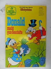 1 x Comic Walt Disney - Mickyvision Nr.44 Donald macht gute Gsch.- Zustand 1-2/2